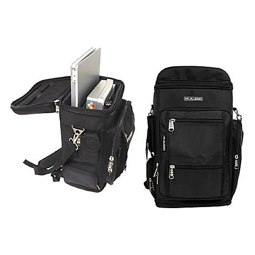 M Audio Studio Pack Deluxe Mobile Backpack