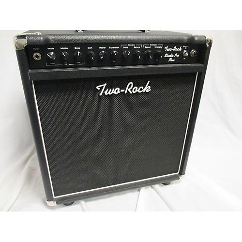 used two rock studio pro plus 22w 1x12 tube guitar combo amp guitar center. Black Bedroom Furniture Sets. Home Design Ideas