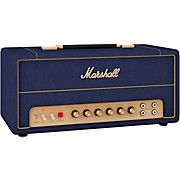Studio Vintage SV20H 20W Tube Guitar Amp Head Navy Levant
