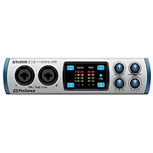 Presonus Studio26 (2x4 USB 2.0 24-bit 192 kHz Audio Interface) Level 1