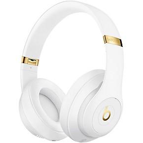 Beats By Dre Studio3 Wireless Over-Ear Headphones White