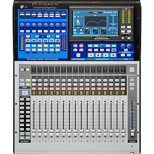 presonus studiolive 16 series iii digital mixer guitar center. Black Bedroom Furniture Sets. Home Design Ideas
