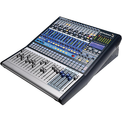 presonus studiolive 16 4 2 digital mixer guitar center. Black Bedroom Furniture Sets. Home Design Ideas