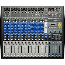 Presonus StudioLive AR16 18-channel Hybrid Digital/Analog Performance Mixer Level 1