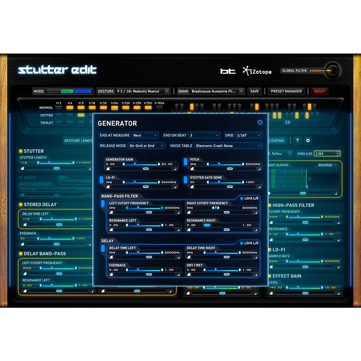 iZotope Stutter Edit EDU (Download)