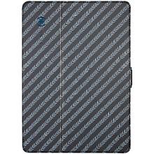 Speck StyleFolio for iPad Air Level 1 Move Groove Slate/Deep Sea Blue