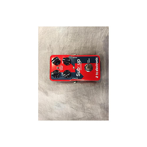 TC Electronic Sub N Up Effect Pedal