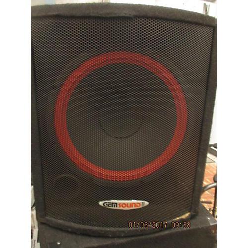 Gem Sound Sub Unpowered Speaker
