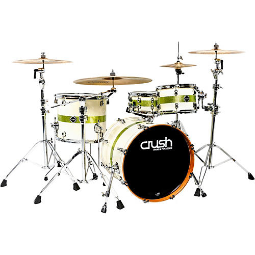 Crush Drums & Percussion Sublime E3 Maple 4-Piece Shell Pack with 20x18