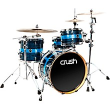 Sublime ST Maple 3-Piece Shell Pack with 20 in. Bass Drum Blue Crush