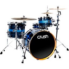 Sublime ST Maple 3-Piece Shell Pack with 22 in. Bass Drum Blue Crush