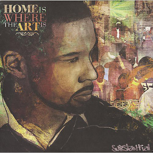 Alliance Substantial - Home Is Where the Art Is