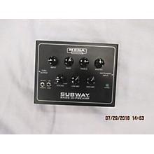 Mesa Boogie Subway Bass Di-preamp Pedal