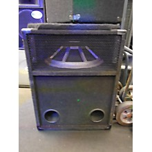 Miscellaneous Subwoofer Unpowered Subwoofer