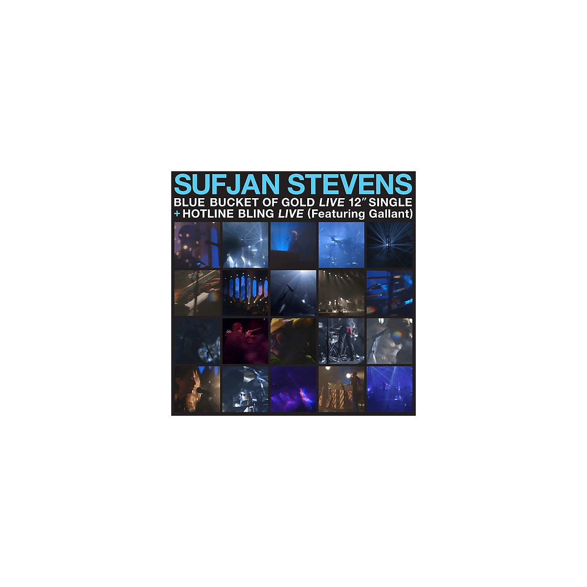 Alliance Sufjan Stevens - Carrie & Lowell Live