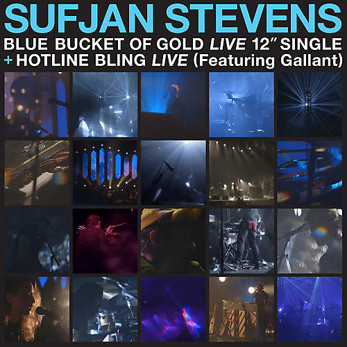 Alliance Sufjan Stevens - Carrie & Lowell Live