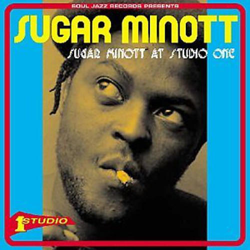 Alliance Sugar Minott - Sugar Minott at Studio One