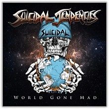 Suicidal Tendencies - World Gone Mad [2LP]