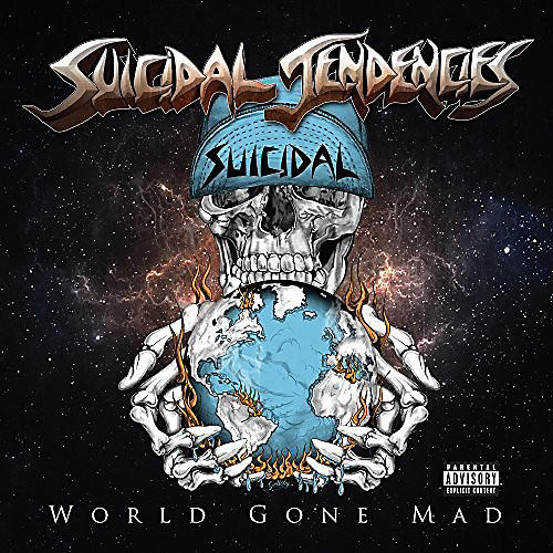 Alliance Suicidal Tendencies - World Gone Mad (Black Vinyl)