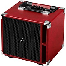 Suitcase Compact Bass Combo Red