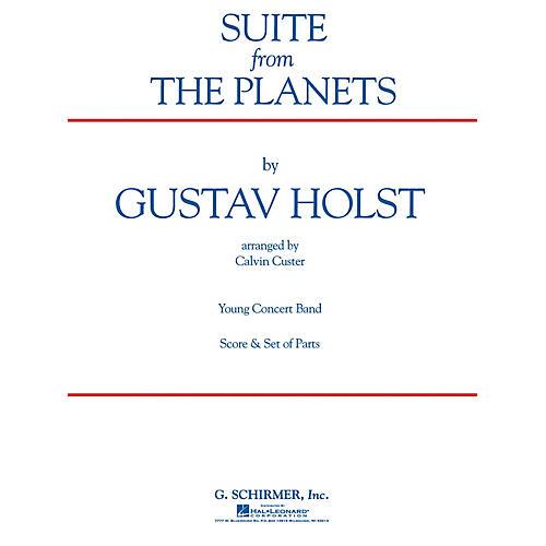 G. Schirmer Suite (Full Score) Concert Band Level 4-5 Arranged by Calvin Custer