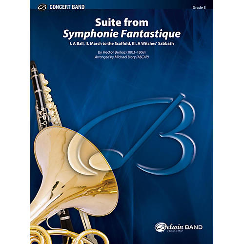 BELWIN Suite from Symphonie Fantastique Grade 3 (Medium Easy)