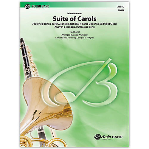 BELWIN Suite of Carols, Selections from Conductor Score 2 (Easy)