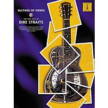 Hal Leonard Sultans of Swing The Very Best of Dire Straits Guitar Tab Songbook