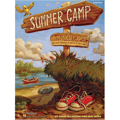 Hal Leonard Summer Camp Performance Kit/CD