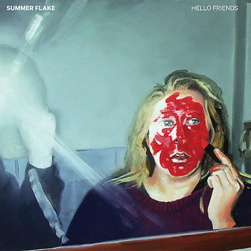 Alliance Summer Flake - Hello Friends