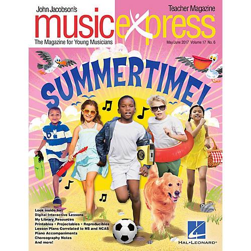 Hal Leonard Summertime Vol. 17 No. 6 TEACHER W/AUDIO&PDF DOWNLOADS by Katy Perry Arranged by Emily Crocker