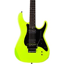 Sun Valley SS FR-S Electric Guitar Birch Green Black Pickguard