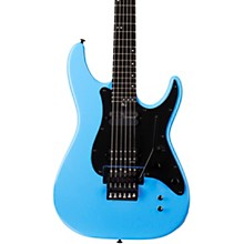 Sun Valley SS FR-S Electric Guitar Riviera Blue Black Pickguard