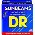 DR Strings Sunbeams SNMR-45 Medium Short Scale 4 String Bass Strings thumbnail