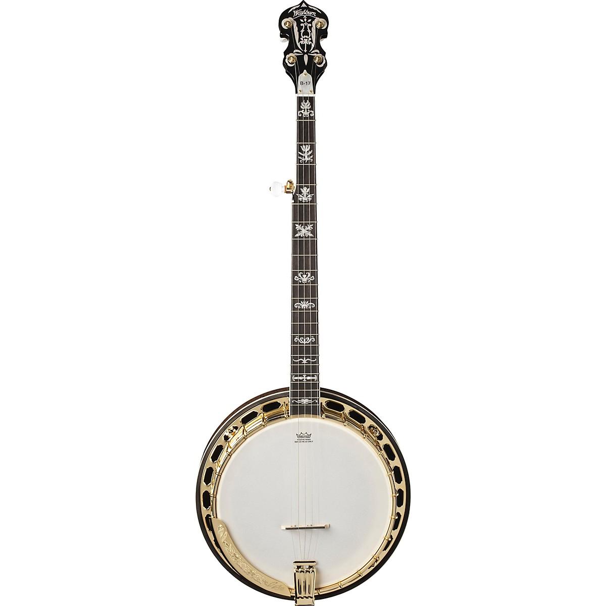 Washburn Sunburst 5-String Banjo