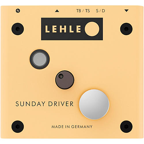 Lehle Sunday Driver II Preamp, Buffer and Boost