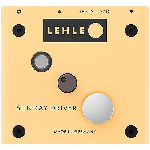 Lehle Sunday Driver SW II Preamp, Buffer and Boost with Switch