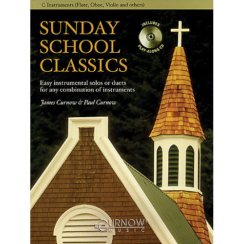 Curnow Music Sunday School Classics (For C Instruments - Grade 2.5) Concert Band Level 2.5