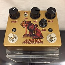 Analogman Sunlion Effect Pedal