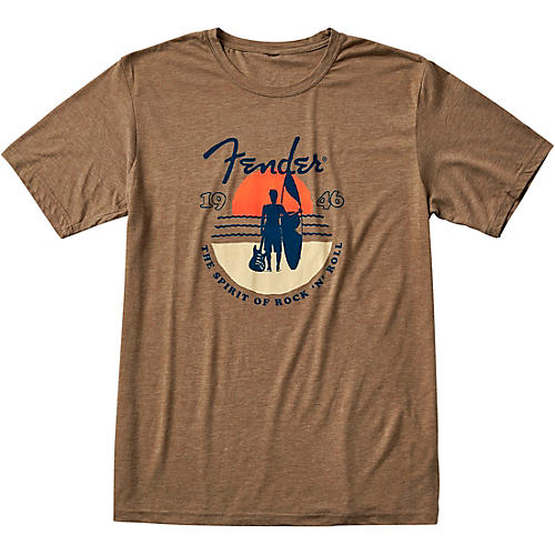 Fender Sunset Spirit T-Shirt