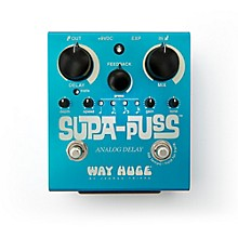 Way Huge Electronics Supa Puss Delay Pedal Level 1