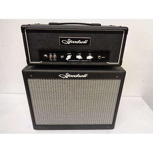 Goodsell Super 17 Lunchbox Guitar Stack