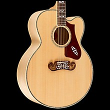 Gibson Super 200 Custom Acoustic-Electric Guitar Antique Natural