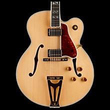 Gibson Custom Super 400 Thinline Hollowbody Electric Guitar Antique Natural