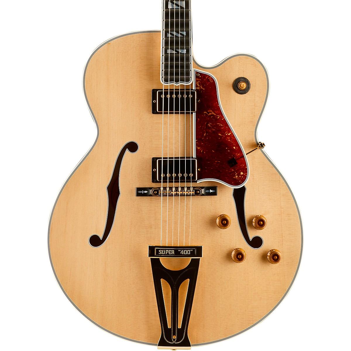 Gibson Custom Super 400 Thinline Hollowbody Electric Guitar