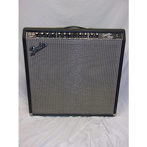 Fender Super Amp Tube Guitar Combo Amp