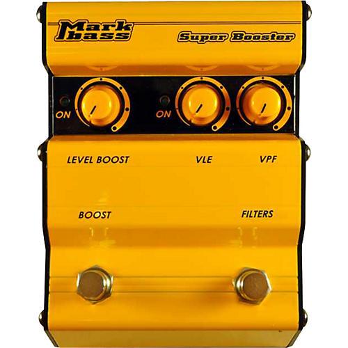 markbass super booster bass effect pedal guitar center. Black Bedroom Furniture Sets. Home Design Ideas
