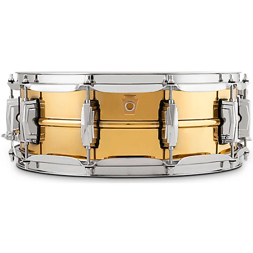 Ludwig Super Brass Snare Drum