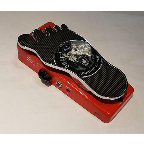 Snarling Dogs Super Brawl Whine - O Effect Pedal