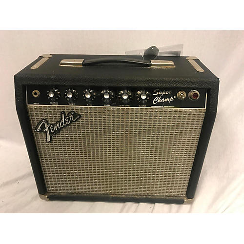 Fender Super Champ Tube Guitar Combo Amp